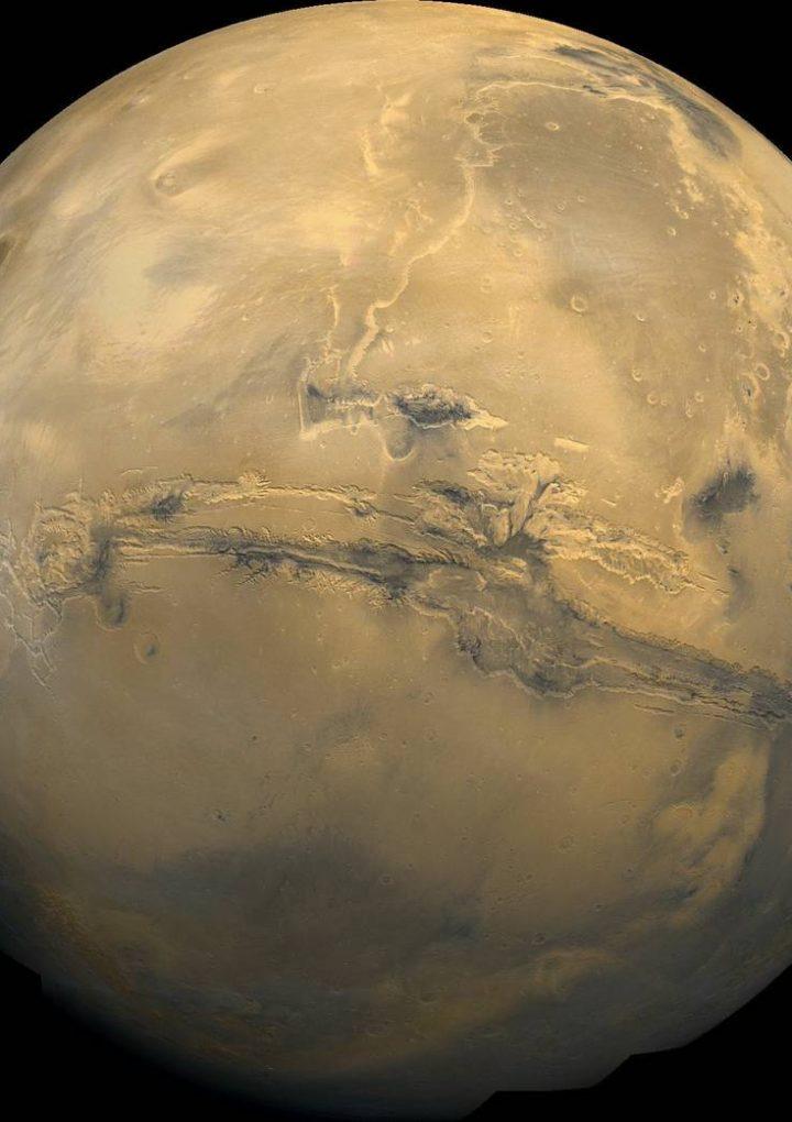 Klimat dawnego Marsa