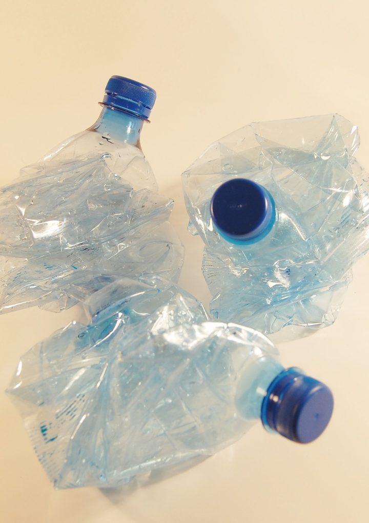Plastik z odpadów