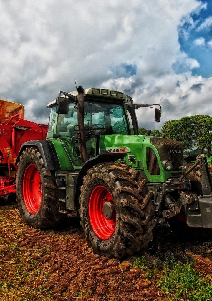 Rolnictwo. Ograniczenia emisji amoniaku