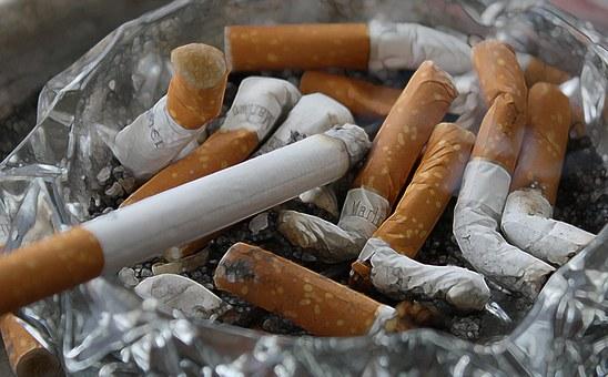 Filtry papierosowe zaśmiecają świat