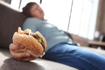Uszkodzenia mózgu u otyłych nastolatków