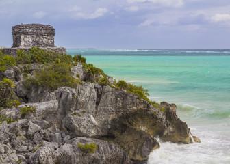 Odkryto pozostałości pałacu Majów
