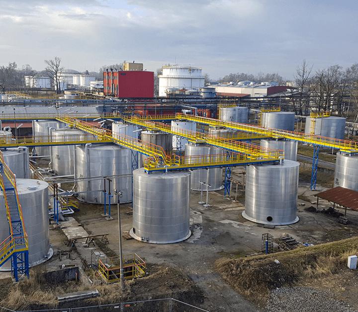 Polwax uruchamia centrum magazynowo – logistyczne produktów chemicznych