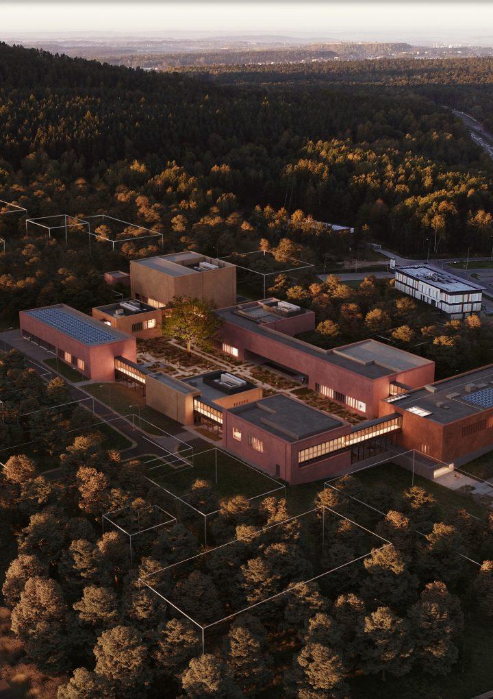 """Przetarg na budowę """"Świętokrzyskiego Kampusu Laboratoryjnego (ŚKLGUM)"""" w Kielcach"""