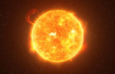 Niewidzialne kolory Słońca