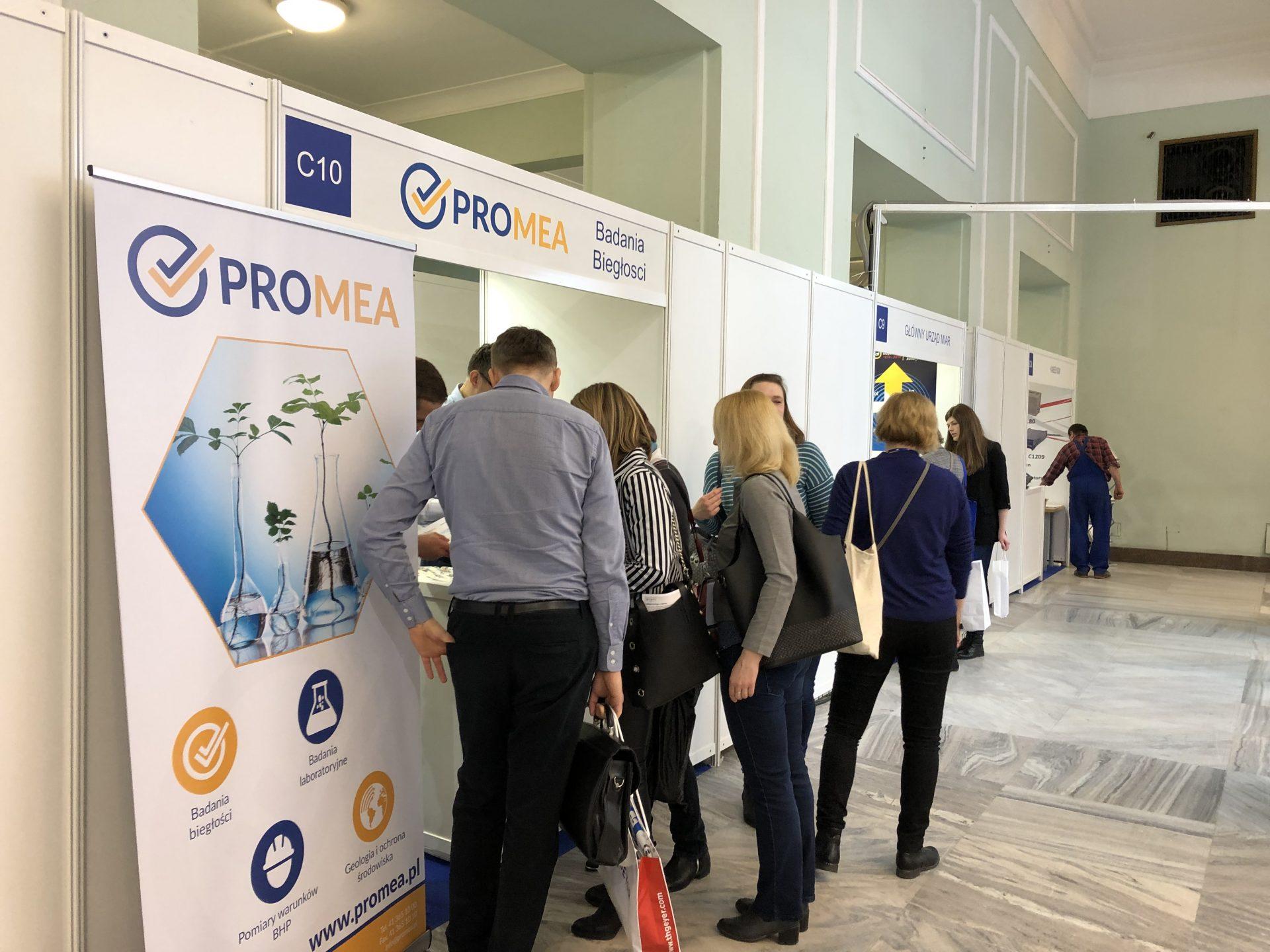 Marzec 2019, Targi Eurolab, Warszawa