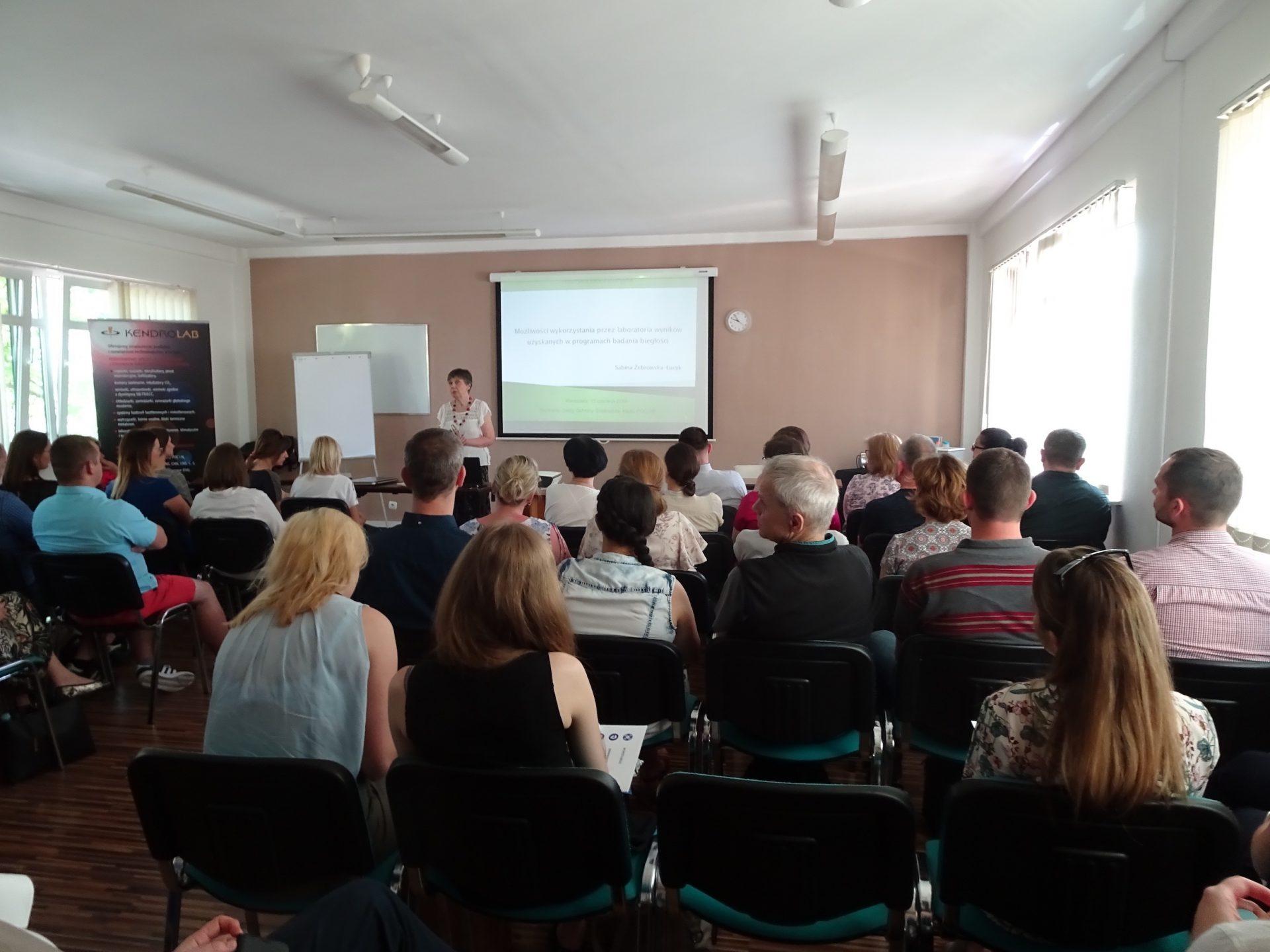 Czerwiec 2019, Spotkanie Sekcji Ochrony Środowiska Klubu POLLAB, Warszawa