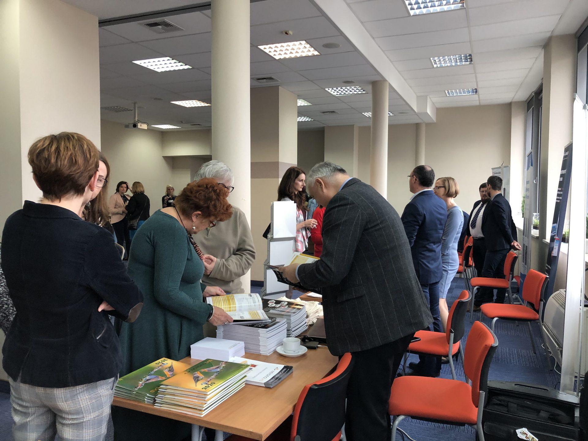 Grudzień 2019, Spotkanie Sekcji Ochrony Środowiska Klubu POLLAB, Kielce