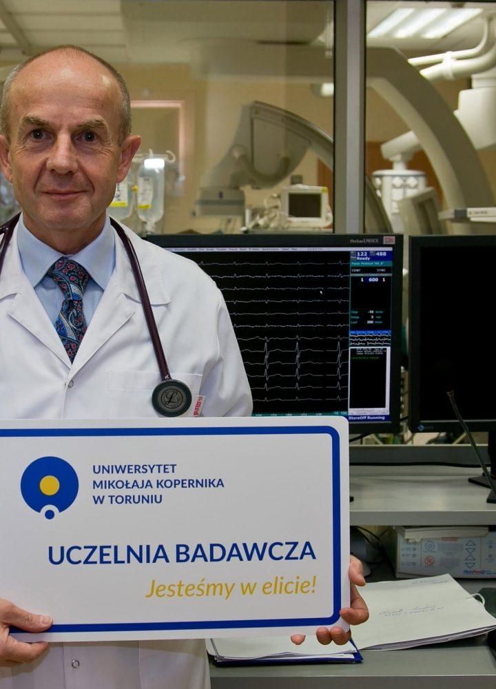 Lekarze z UMK w walce z Covid-19