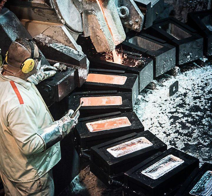 KGHM wiceliderem w produkcji srebra na świecie