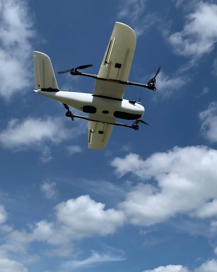 Drony w służbie Orlenu