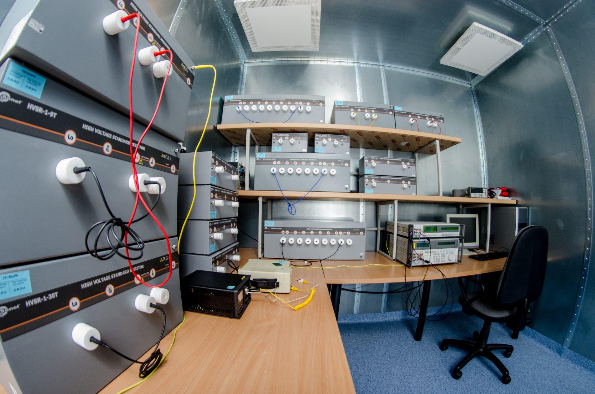 Sonel S.A. – laboratorium badawczo-wzorcujące