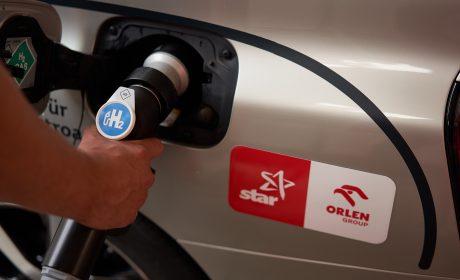 ORLEN inwestuje w pierwsze stacje wodorowe w Czechach