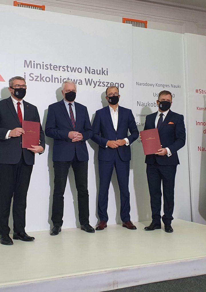 450 mln zł dla polskiej onkologii. Powstał Wirtualny Instytut Badawczy