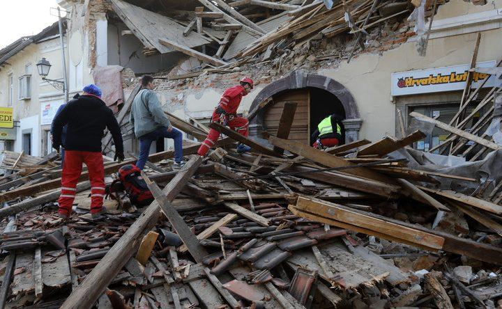 Brak zagrożenia dla bezpieczeństwa EJ Krško w Słowenii po trzęsieniu ziemi