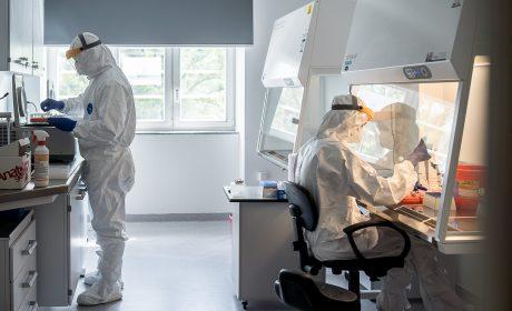 Polska i Słowacja zrealizują wspólny projekt naukowo-badawczy w walce z pandemią COVID-19