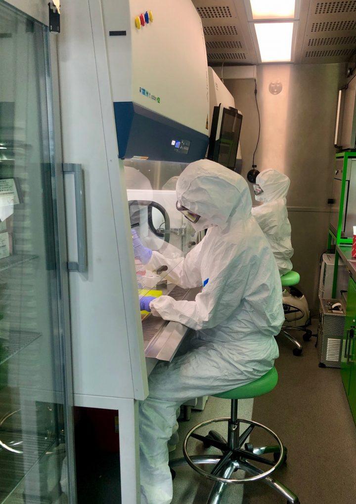 Radom: otwarcie mobilnego laboratorium