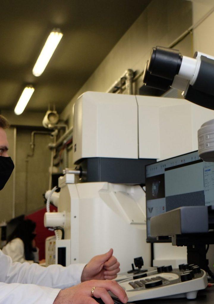 Unikatowy mikroskop trafił do Lublina