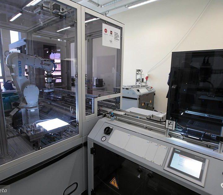Laboratoria przyszłości na PŚk są już prawie gotowe