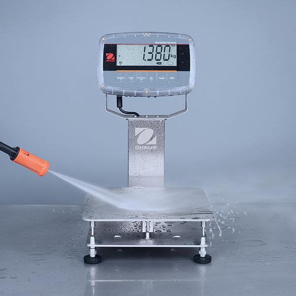 Ekstremalnie wodoodporne wagi platformowe