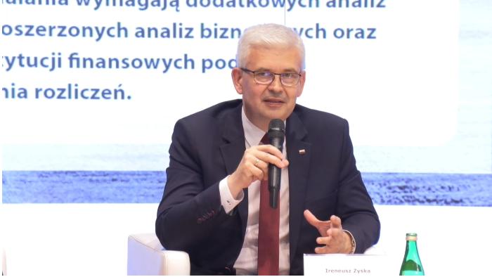 Wiceminister Zyska o kierunkach rozwoju OZE