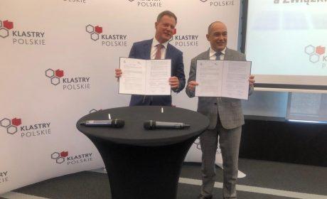 Łukasiewicz i Związek Pracodawców Klastry Polskie będą prowadzić prace badawczo-rozwojowe na rzecz polskiego przemysłu