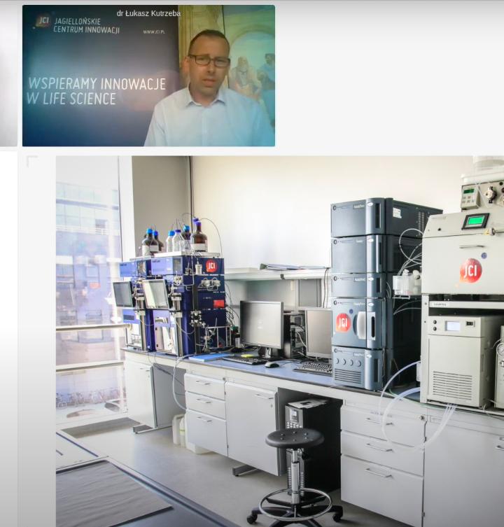 Jagiellońskie Centrum Innowacji – pogranicze nauki i biznesu (wywiad)
